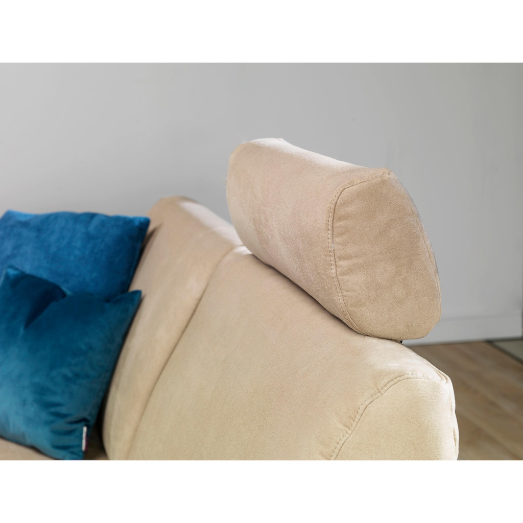 ADA premium 3-Sitzer »Mirabelle«, inklusive Armlehnenverstellung