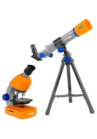 BRESSER junior Teleskop »Junior Mikroskop & Teleskop Set« kaufen