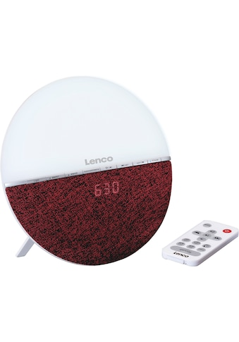 Lenco »CRW - 4« Radiowecker (FM - Tuner, 6 Watt) kaufen