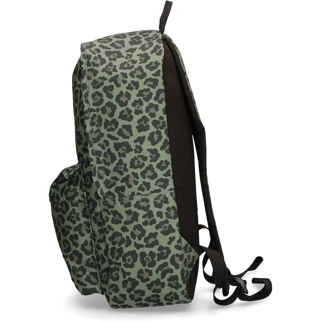 Converse Laptoprucksack »EDC Poly, leopard medium olive«