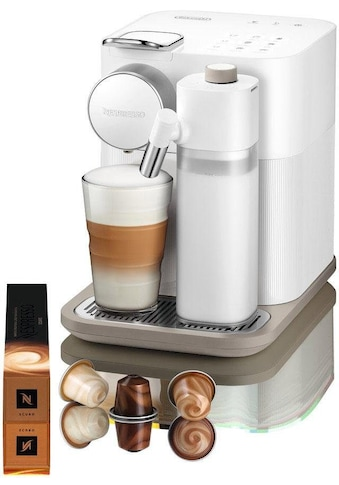 Nespresso Kapselmaschine »Distinta Moments,Gran Lattissima EN 650.W – Sunshine White« kaufen