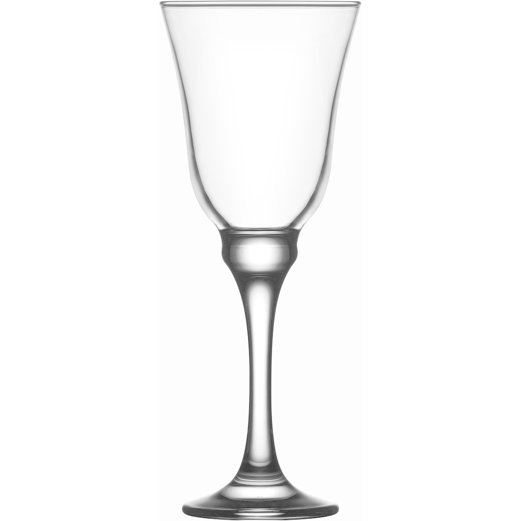 van Well Weißweinglas »Resital«, (Set, 6 tlg.)