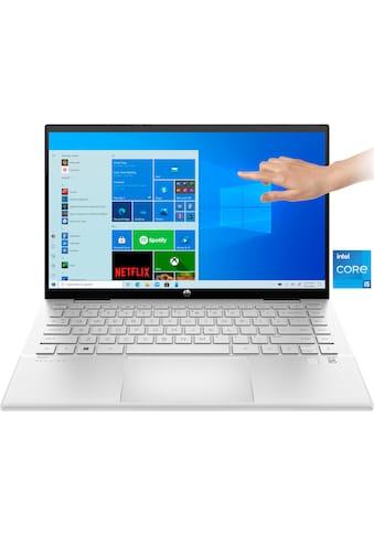 "HP Convertible Notebook »Pavilion x360 14-dy0202ng«, (35,6 cm/14 "" Intel Core i5 Iris©... kaufen"