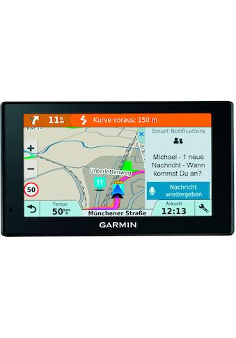 Garmin Navigationsgerät »Garmin DriveSmart™ 5 MT-D, ARD«, (Europa (46 Länder) inklusive lebenslanger Kartenupdates) kaufen