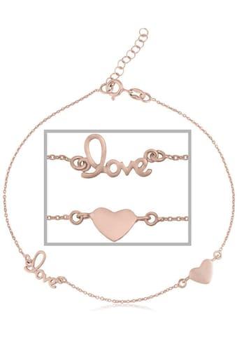 Firetti Fußkette »Herz« kaufen