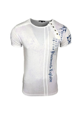 Rusty Neal T-Shirt mit coolem Print kaufen