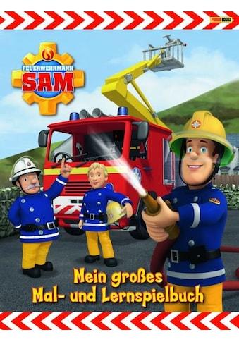 Buch Feuerwehrmann Sam Malbuch / DIVERSE kaufen