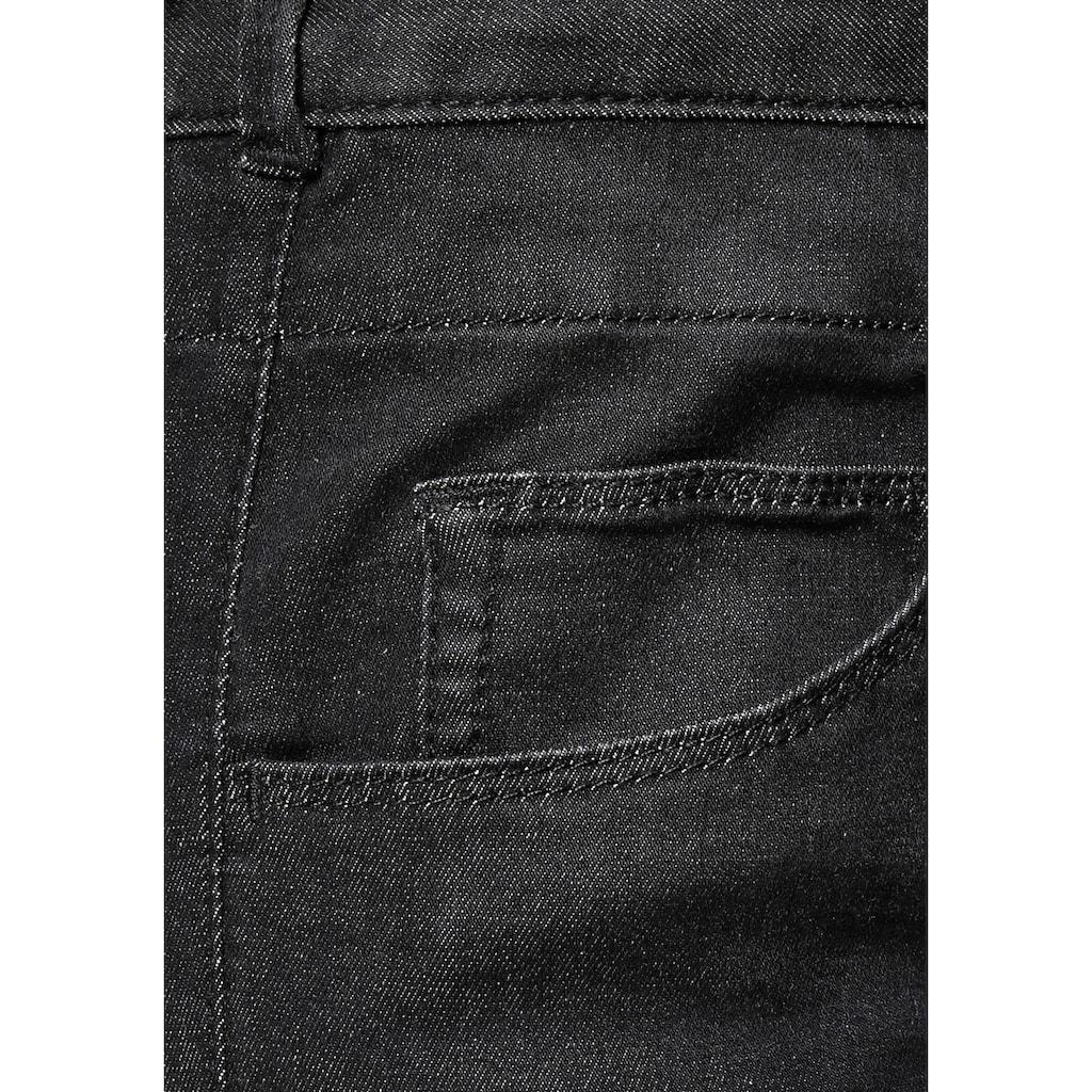 Herrlicher Bootcut-Jeans »BABY BOOT«, mit Shaping Bund